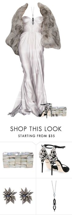 """""""Untitled #1892"""" by lucia-luliq-krisova ❤ liked on Polyvore featuring Reem Acra, Jo-Liza, Dolce&Gabbana, Alexis Bittar and BERRICLE"""