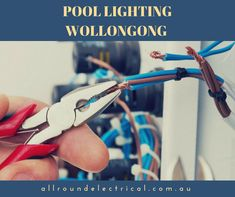 Pool Lighting Wollongong