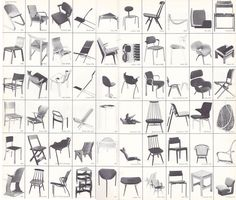 Aalto Isn't the Only Finnish Modernist: Meet Ilmari Tapiovaara - Photo 10 of 10 - Furniture Decor, Furniture Design, Lion Drawing, Fantasy Drawings, Alvar Aalto, Mid Century Decor, Vintage Chairs, Nordic Design, Modern Classic