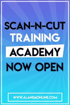 The ScanNCut Training Academy is now open for those looking to master their Scan n Cut machine. Learn everything you need to know about your ScanNCut. How To Know, Need To Know, Brother Images, Cricket Cutter, Scan N Cut Projects, Vinyl Projects, Brother Dream Machine, Brother Scanncut2, Paper Cutting