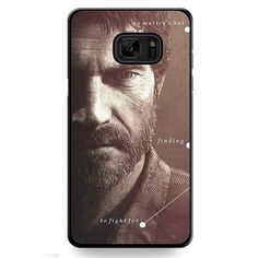 The Last Of Us Joel TATUM-10812 Samsung Phonecase Cover For Samsung Galaxy Note 7