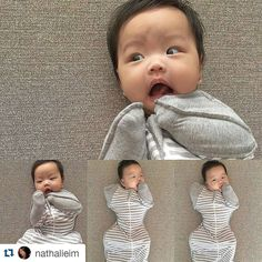 We love success stories!! So glad it worked for you @nathalieim  #swaddleweaning #swaddleup #armsup #lovetodream #armsupbaby