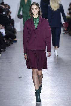 Paris Fashion Week, Cedric Charlier Otoño Invierno 2015