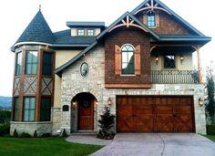 Fairy tale house.