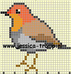 small designs borduurpatronen (55).png 258×267 pixel