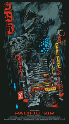 Pacific Rim: Otachi - Created by Ken Taylor