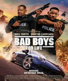 Bad Boys for Life Will Smith Martin Lawrence Movie Silk Poster Decor Martin Lawrence, Alexander Ludwig, Hd Movies Online, Tv Series Online, Streaming Vf, Streaming Movies, Will Smith, Film Trailer, Films Hd