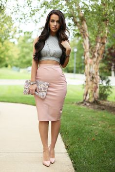 Pink Leather | the Fashion Bybel