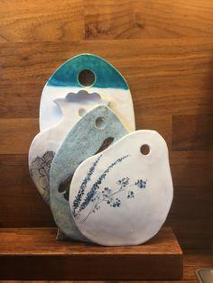 Enhance Your Bathroom Using Ceramic Tiles Ceramic Tableware, Ceramic Clay, Ceramic Painting, Slab Pottery, Ceramic Pottery, Pottery Art, Clay Art Projects, Clay Crafts, Pottery Workshop
