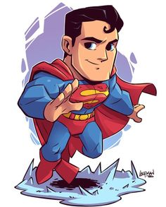 Derek Laufman Superman