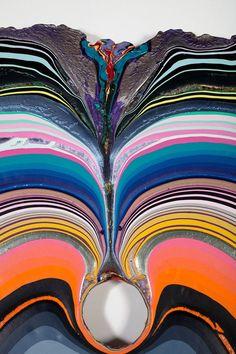 Tectonic color relativity Dèjä ௵ vU