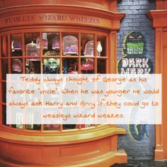 Harry Potter Next Generation Character Confessions