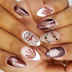 Fantastic Christmas Nails Picture 5