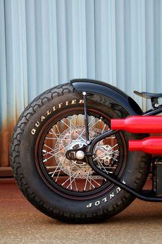 Best Harley Davidson bobber pics Old school - Japan style Motos Bobber, Bobber Bikes, Bobber Motorcycle, Bobber Chopper, Scrambler, Motorcycle Parts, Bobber Custom, Custom Motorcycles, Custom Bikes