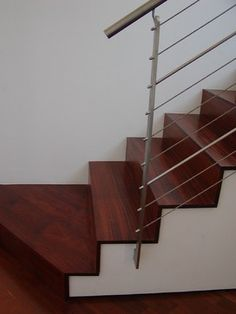 Thurber - modern - staircase - los angeles - Monique Schenk Architect, Inc.