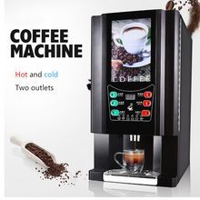 US $678.00 33-SC instant coffee machine commercial automatic office coffee drinks machine milk tea one machine(hot and cold drinks). Aliexpress product