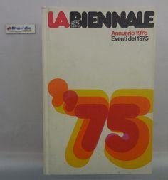 J 5665 ANNUARIO 1976 EVENTI DEL 1975 A CURA DELL'ARCHIVIO STORICO DELLE ARTI CONTEMPORANEE LA BIENNALE DI VENEZIA - http://www.okaffarefattofrascati.com/?product=j-5665-annuario-1976-eventi-del-1975-a-cura-dellarchivio-storico-delle-arti-contemporanee-la-biennale-di-venezia
