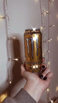 Monster Room, Monster Energy Girls, Aesthetic Indie, Brown Aesthetic, Bebidas Energéticas Monster, Monster Decorations, Monster Pictures, Monster Crafts, Justin Bieber Photos