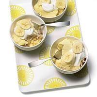 Banana-Lemon Pudding Cake