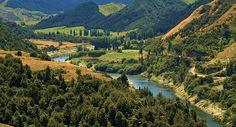 Whanganui, un río único tras declararse 'entidad viva'