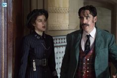 Houdini and Doyle tv show