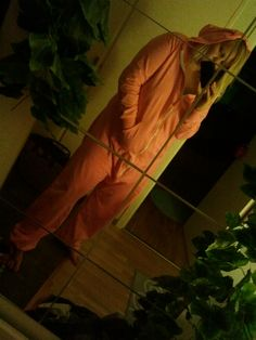 My pink OnePiece. I love it!