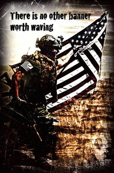 ☆America☆ There is no other banner worth waving.