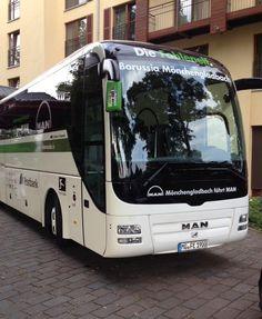 Borussia Mönchengladbach  bus