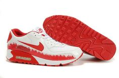 the best attitude ce4f7 12458 309299 163 Womens Nike Air Max 90 Tennis Pack White Varsity Red AMFW0285  Nike Air Max