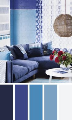 The living room color schemes to give the impression of a more colorful living, helping you create comfortable living space. Find pretty living room color scheme ideas that speaks your personality.