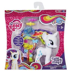 MLP Styling Strands Rarity Brushable Figure