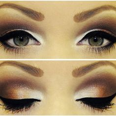 10 Gorgeous Makeup Looks for Fall 2014 - This Silly Girl's Life