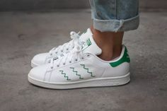 "adidas Originals Stan Smith ""Zig-Zag"""