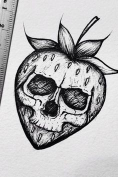Drawing Doodles Ideas See more images and ideas about CuteEasy Drawings, Kawaii Drawings, Things to Draw. Art Drawings Sketches, Kawaii Drawings, Easy Drawings, Tattoo Drawings, Pencil Drawings, Skull Drawings, Art Tattoos, Skeleton Drawings, Tatoos