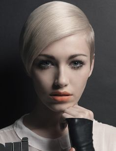Women's Short Hairstyle Trends 2012