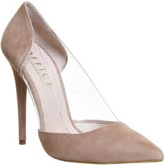 Office Alive Perspex Point Court Heels