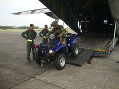 Fuerza Aérea Colombiana entrena sus tripulaciones para el ejercicio Angel Thunder Monster Trucks, Vehicles, Presidents, Air Force, Training, Exercises, Cars, Vehicle