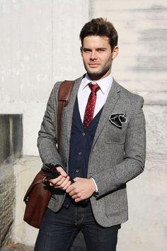 men style by Zulay Ferrer
