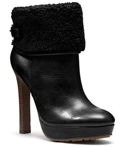 COACH APPLE BOOT - Coach Shoes - Handbags & Accessories - Macy's