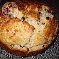 Chleb z rodzynkami i cynamonem @ allrecipes.pl