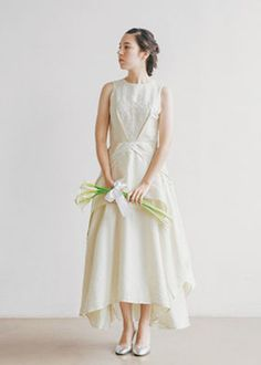 結婚式 親族衣装 · 【アンティーク】親族食事会や二次会にも。花嫁らしく大げさすぎない