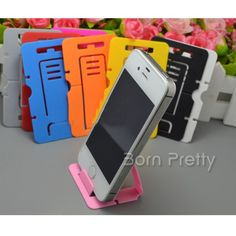 $2.22 1Pc Foldable Stand Holder Support for Cell Phone (Random Color)