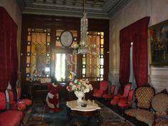 Salón de los Espejos del antiguo Palacio Colonial de San José,  en Entre Ríos, Argentina