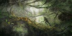 Jungle Run by jbrown67.deviantart.com on @DeviantArt