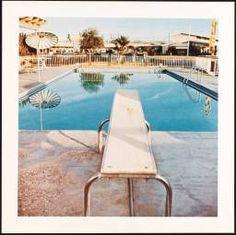 Edward Ruscha 'Pool #2', 1968, printed 1997 © Edward Ruscha