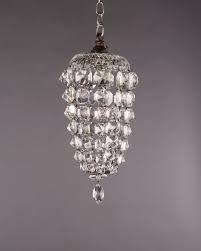Elegant Small Crystal Chandelier Antique Lighting Bag Design Chandeliers