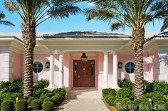 """Palm Beach - Ballet Slippers"""" by Benjamin Moore."""