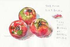 日本插画家的绘画日记