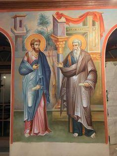 Religious Icons, Religious Art, Henry Thomas, Church Interior, Orthodox Icons, Art History, Christianity, Saints, Religion