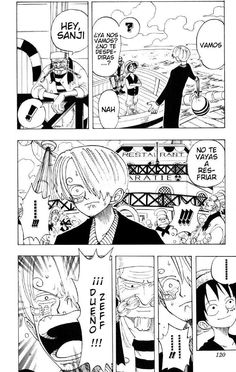 Ver One Piece 68 Manga Online - Manga Sempai